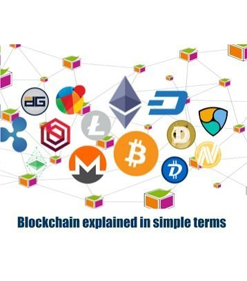 Blockchain explained in simple terms